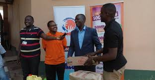 africell gifts luzira inmates with