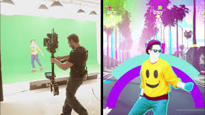 behind the scenes of just dance 2016