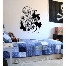 Shop Fairy Tale Dragon Knight Wall Art Sticker Decal Overstock 11803859