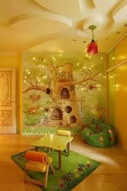 Enchanted Forest Wall Mural1 Childrens Room Decor Kids Bedroom Room Decor