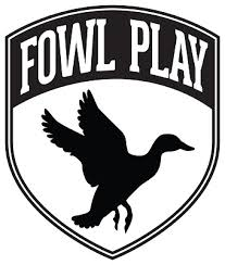 Fowl Play Duck Hunting Decal Funny For Car Truck Or Suv Window Sticker Decal Ebay
