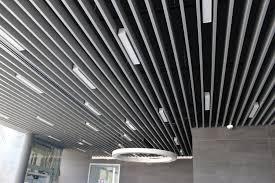 baffles ceilings and lighting