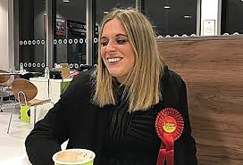 Different ways to lead party, admits Crewe & Nantwich's Laura Smith