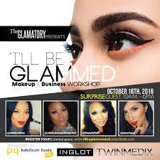 i ll be glammed makeup business