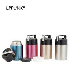 vacuum insulated lunch box keep food