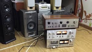 Dàn âm thanh Mini Nhật bãi, Loa, Amply, CD Sony, Aiwa, Panasonic ...
