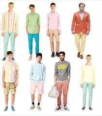 when men wear pastels