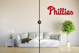 Philadelphia Phillies Logo Wall Decal Egraphicstore