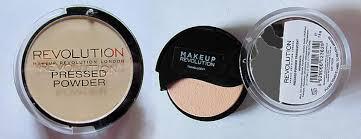 pressed foundation setting face powder