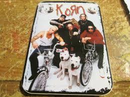 Korn Sticker Collectible Rare Vintage 2000 Metal Live Window Decal Ebay