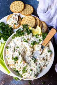 CRAZY GOOD Cold Crab Dip Recipe ...