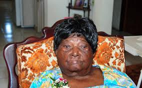Lilian Priscilla Williams - Centenarians Of Barbados