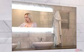 27 magic mirror waterproof tv for