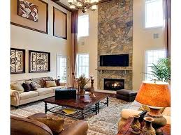 large family room wall decorating ideas