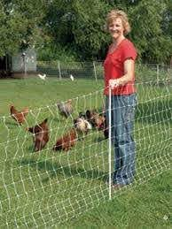 Poultrynet Poultrynet Plus 12 42 3 Electric Netting Easy Fence Chicken Fence Farm Fence