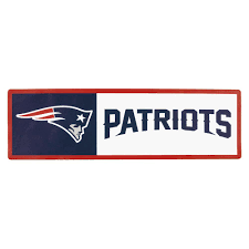 Applied Icon Nfl New England Patriots Outdoor Step Graphic Nfsg2001 The Home Depot