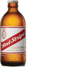 nutrition facts red stripe beer