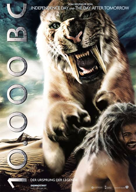 Download 10,000 BC (2008) Bluray 480p 720p 1080p Dual Audio (Hindi + English) DD5.1 | x264 & Hevc 10bit