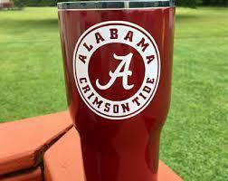 Alabama Yeti Etsy