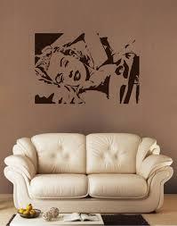 Ik1941 Wall Decal Marilyn Monroe Actress Famous American Living Room B Stickersforlife