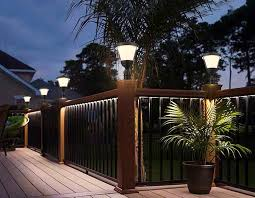 China Solar Powered Garden Security Light Outdoor Fence Wall Lamp Waterproof Photos Pictures Made In China Com
