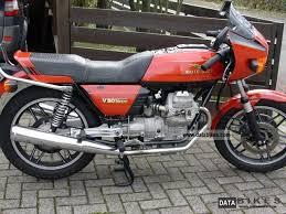 1982 moto guzzi v50 iii 4 bikes