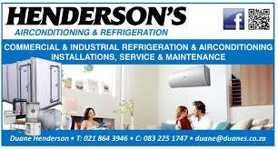 Henderson's Refrigeration - Home | Facebook