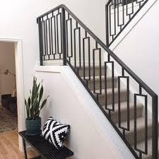 Decorative Indoor Steel Stair Railing Design And Iron Balustrades Handrails Buy Indoor Stairs Handrail Designs Stair Handrail Stair Railing Product On Alibaba Com
