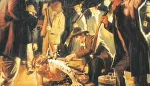 El martirio de José Smith y el populacho que no lo pudo asesinar