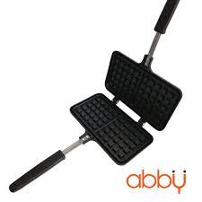 Khuôn nướng bánh Waffle 22x12cm - Abby - Đồ làm bánh, nấu ăn và ...