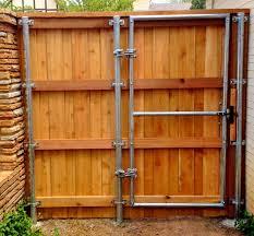 Bowie St Cedar Fence Concrete Retaining Wall Wolflin Craftsman Garden Austin By 806 Outdoors Ltd Co Houzz Au
