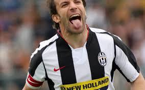 Italian striker Del Piero to arrive on Thursday - The Hindu