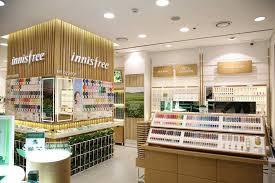 korean beauty brand innisfree secures