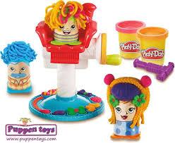 Peinados Locos Plastilina Play-Doh HASBRO - Juguetes Puppen Toys
