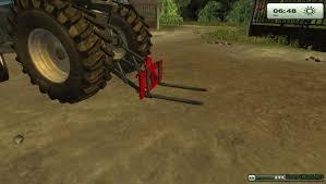 homemade pallet forks v 1 0 beta mp