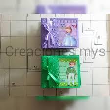 Invitaciones Princesa Sofia Y Principe James Creaciones M S