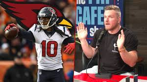 Pat McAfee Reacts To DeAndre Hopkins ...