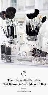 brushes that belong in your makeup bag