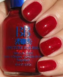 ruby slipper deep pink toned red