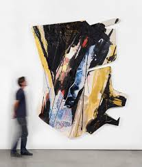michael heizer new paintings and