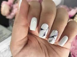 Pin by Poornima Kamath on Nails   Marble acrylic nails, Short acrylic  nails, Perfect nails