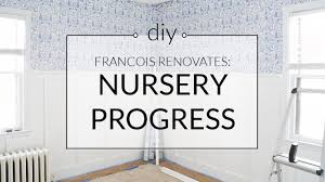 francois renovates nursery board