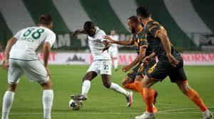 MAÇ SONUCU | Konyaspor 2-3 Aytemiz Alanyaspor – Spor Haberleri