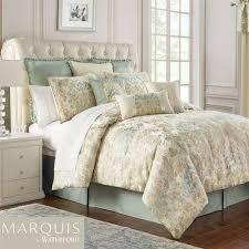 warren damask light cream comforter