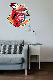 Chicago Cubs Bulls Bears Blackhawks Mash Up Vinyl Decal Sticker 10 S Sportz For Less