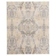 mila modern dawn wool rug 2 x 3 2