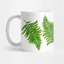 Fern Graphic Fern Mug Teepublic Au
