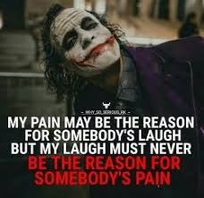 apology and trust quote joker quotes joker past