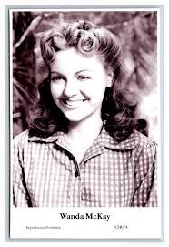 wanda mckay - film star pin up photo postcard - - Buy Photos and postcards  of actors and actresses at todocoleccion - 147384930
