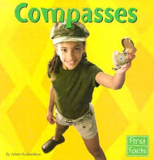 Compasses (First Facts: Science Tools) by Adele Richardson  http://www.amazon.com/dp/0736825207/ref=cm_sw_r_pi_dp_aX9Zu… | Childrens  books, Science tools, Map skills